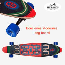 新作*HERMES*Boucleries Modernes long board/ロングボード