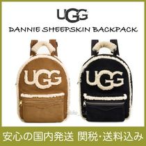 【国内発送】DANNIE SHEEPSKIN BACKPACKセール