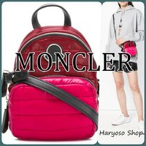 VIP価格★MONCLER★KILIA SMALL QUILTED ショルダーバッグ