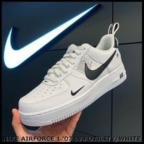 国内発送・正規品★NIKE AIR FORCE 1 '07 LV8 UTILITY★WHITE