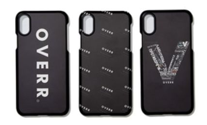 OVERR スマホケース・テックアクセサリー 韓国の人気★【OVERR】★18FW SYNTHESIZE PHONE CASE★IPHONE X(2)