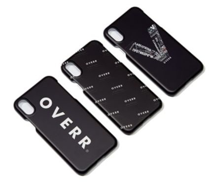 OVERR スマホケース・テックアクセサリー 韓国の人気★【OVERR】★18FW SYNTHESIZE PHONE CASE★IPHONE X(3)