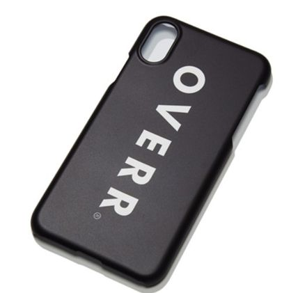 OVERR スマホケース・テックアクセサリー 韓国の人気★【OVERR】★18FW SYNTHESIZE PHONE CASE★IPHONE X(4)