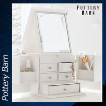 Pottery Barn Ultimate Beauty Vanity 化粧台 ケース 収納