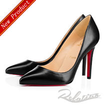 ★18AW★【Christian Louboutin】Pigalle 100 パンプス/Black