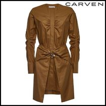 CARVEN(カルヴェン)★Cotton Shirt Dress