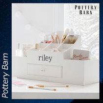 Pottery Barn Ultimate Beauty Organizer 化粧箱  ケース 収納