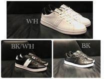 BALR.レザースニーカー LEATHER FREEPLAY LUX SNEAKERS WHITE