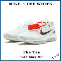 【Nike×OFF-WHITE】限定コラボ 人気 The Ten Air Max 97