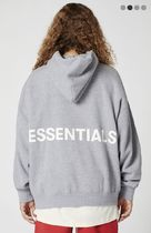 新作購入証明付 FOG Essentials GRAPHIC PULLOVER HOODIE GREY