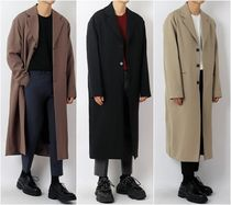 日本未入荷!!【SCENERITY】Single long coat - 3color