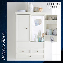 Pottery Barn Hannah Beauty Wall Cabinet キャビネット ラック