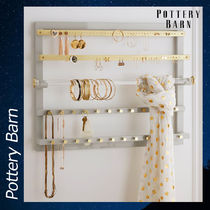 Pottery Barn Elle Lacquer Wall Jewelry Organizer ジュエリー