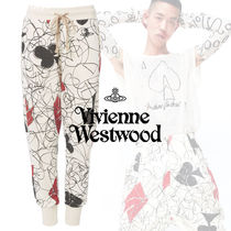 Vivienne Westwood☆HOUSE OF CARDS トランプ スウェットパンツ