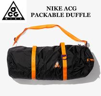 NIKE ACG PACKABLE DUFFLE ナイキ ボストンバッグ