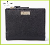 Kate spade new york  コンパクト 2つ折り ファスナー付  財布