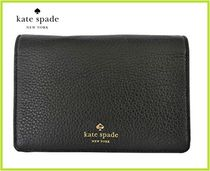 Kate spade new york  コンパクト キーリング  ファスナー  財布