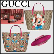 GUCCI 期間限定 大人もOK!GGフォーン バンビ トート すぐ届く♪