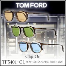【送料,関税込】TOMFORD TF5401-CL Clip On Only