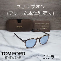TOM FORD(トムフォード) メガネ 【送料,関税込】TOMFORD TF5401-CL Clip On Only