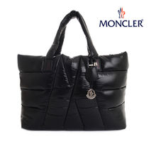 MONCLERモンクレール★18AW POWDER TOTE_ブラック