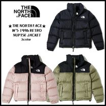 ★関税込★THE NORTH FACE★W'S 1996 RETRO NUPTSE JACKET 3色★