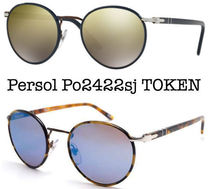 送・関込み★Persol ペルソール PO2422SJ Token Sunglasses