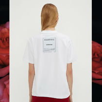 2018AW VETEMENTS Fitted Inside Out T-Shirt in White