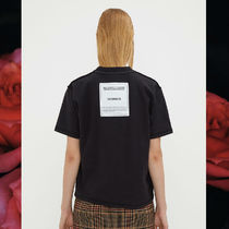 2018AW VETEMENTS Fitted Inside Out T-Shirt in Black