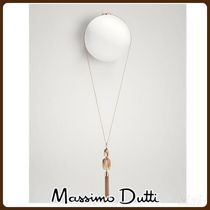 MassimoDutti♪NECKLACE WITH METAL PIECES