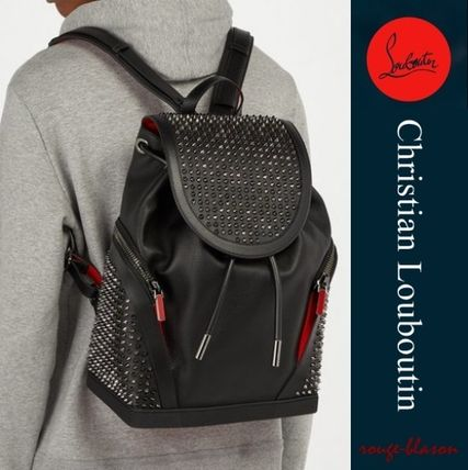 Christian Louboutin バックパック・リュック 【国内発送】ルブタン バックパック Explorafunk backpack
