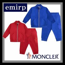 MONCLER★BabyBoysロゴセットアップ☆3M-3A