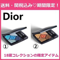 Dior 限定 COULEURS COOL WAVE 5色アイシャドウ サンク クルール