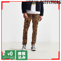 Urban Outfitters Tripp NYC ロッカーパンツ レオパード柄