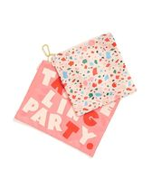即納ban.do large carryall duo - confetti/traveling party