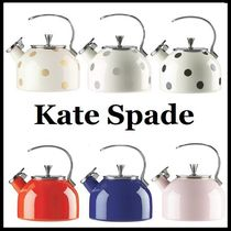 Kate Spade ◆ Tea Kettle *可愛いやかん ◆ 送料・関税込み