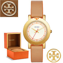 特価!Tory Burch  Women's Ellsworth Beige レーザー 腕時計
