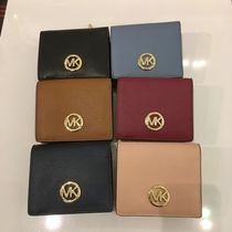 【Michael Kors】新作☆FULTON CARRYALL CARD CASE 二つ折り財布