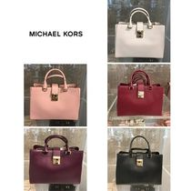 【Michael Kors】新作☆MINDY MD  EW SATCHEL 2way バッグ☆