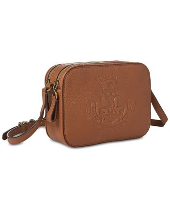 f96b5eb2a1 Ralph Lauren ハンドバッグ RALPH LAUREN Huntley Camera Bag セール ...