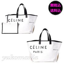 CELINE MADE IN TOTE  メードイントート / テキスタイル