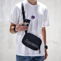 ラスト一点!18AW Supreme shoulder bag Black