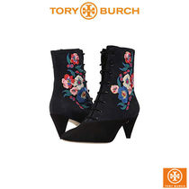 【 Tory Burch】新作♡ Cassidy 45mm Lace-Up Embellished