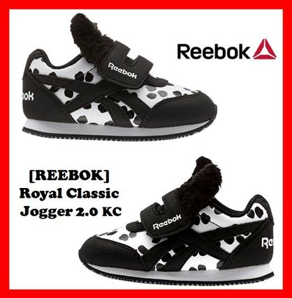 Reebok ベビースニーカー ★韓国の人気【REEBOK】KIDS★Royal Classic Jogger 2.0 KC★