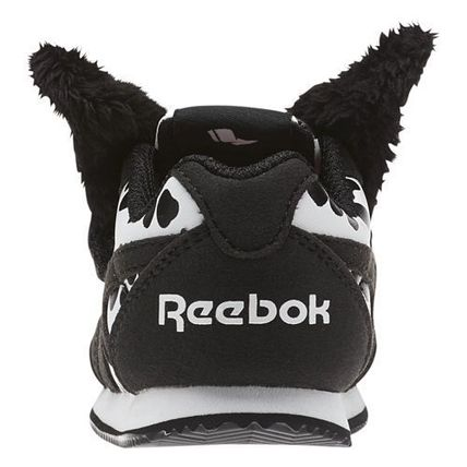 Reebok ベビースニーカー ★韓国の人気【REEBOK】KIDS★Royal Classic Jogger 2.0 KC★(6)