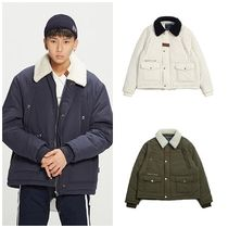 日本未入荷ROMANTIC CROWNのChest Pocket Sherpa Jacket 全3色