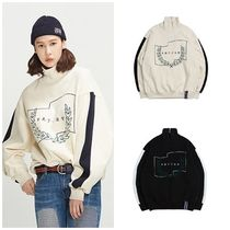 日本未入荷ROMANTIC CROWNの Half Zip Up Turtleneck 全2色