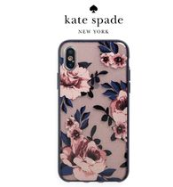 kate spade new york★ジュエルプレーリーローズiPhone case