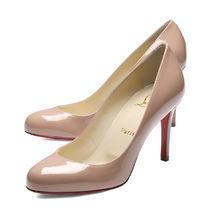 Christian Louboutin プレーントゥ パンプス FIFILLE