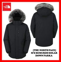 18AW★人気★【THE NORTH FACE】★M'S MCMURDO SOLAR DOWN PARKA